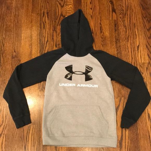 9a3536d14b Under Armour Youth XL Hoodie Sweatshirt Near New